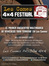 Silenci - LES COMES FESTIVAL 4X4