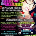 Fiesta del Instituto @ML Club // Concurso de DJs