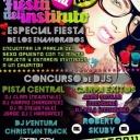 Fiesta del Instituto @ML Club // Concurso de DJs