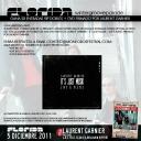Corre!! Puedes ganar dos entradas VIP y un cd firmado por Laurent Garnier!! Vamoooosss!!
